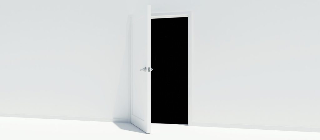 Opening the door to discovery